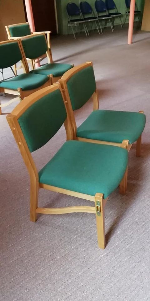 New Chairs for Stowmarket