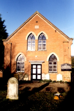 Botesdale Methodist Church
