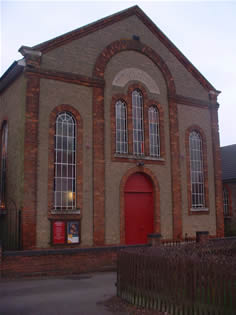 Soham Methodist Church