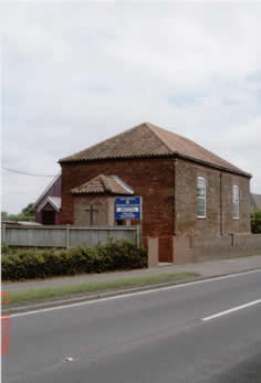 Methodist church gambling