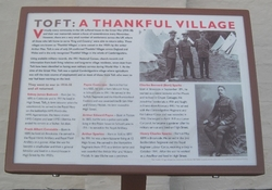 Toft A Thankful Village